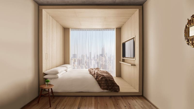 Public Bedroom on Occa Design blog